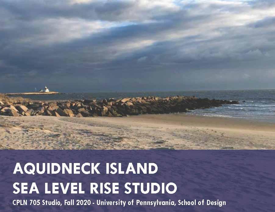 cover photo of Aquidneck Island Studio Report
