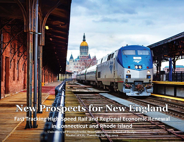 New Prospects for New England cover