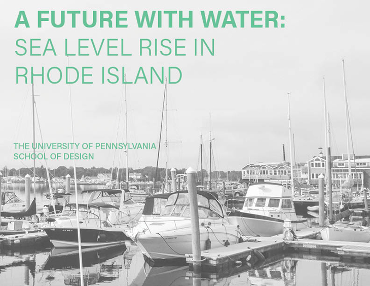 A Future With Water: Sea Level Rise in Rhode Island