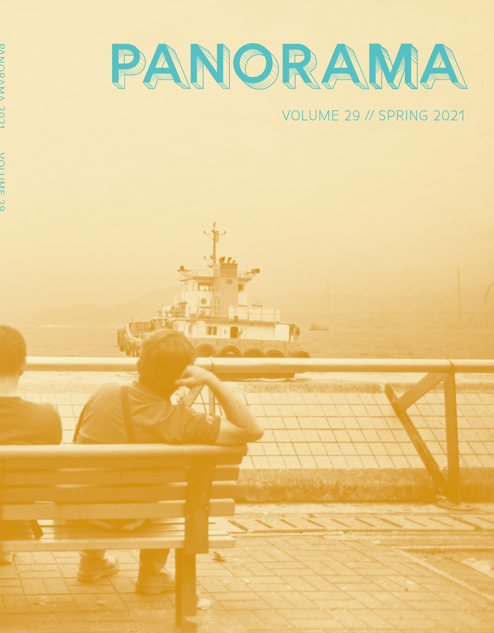 cover of Panorama journal
