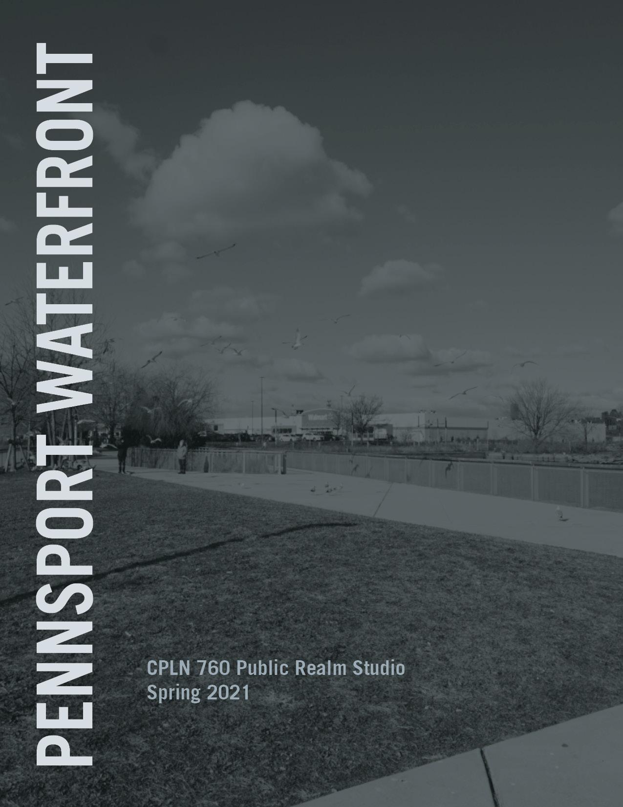 cover of Pennsport studio report