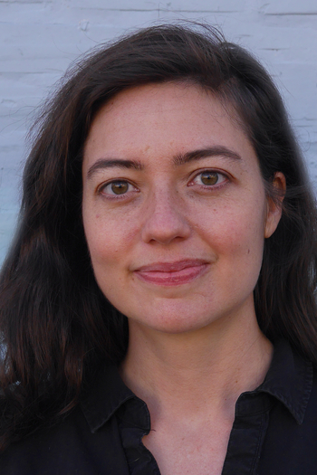 Headshot of Design Fellow, Emily Bunker.
