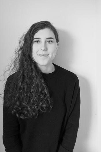 Headshot of Design Fellow, Madison Green.