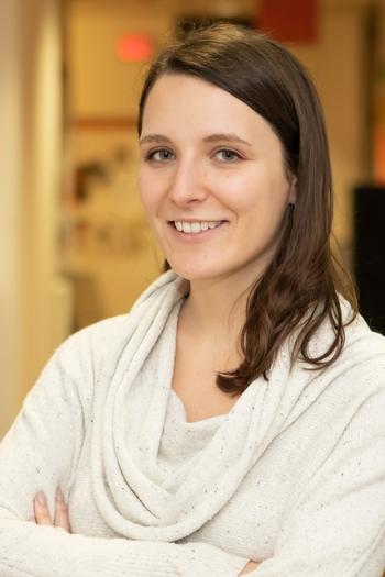 Headshot of Design Fellow, Hanna Stark.
