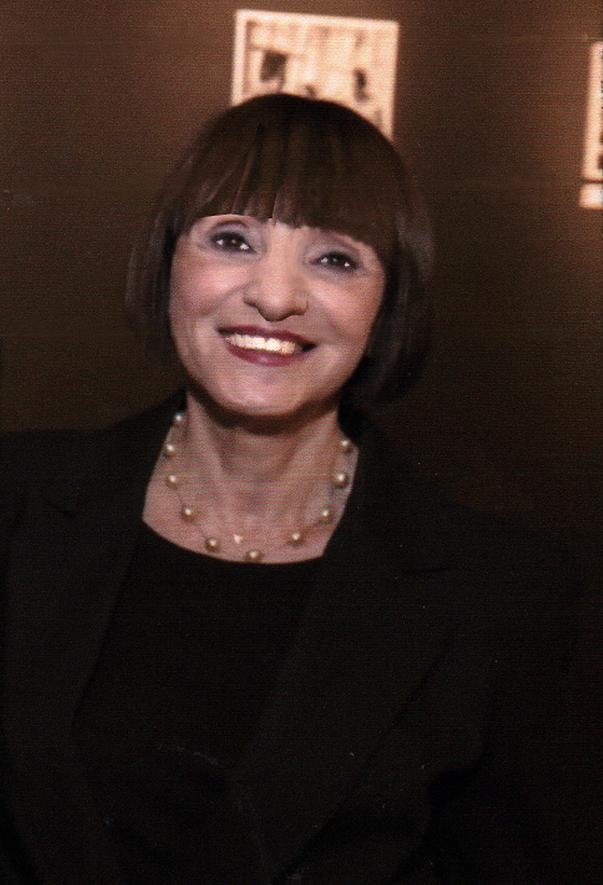 Headshot of Diana Agrest
