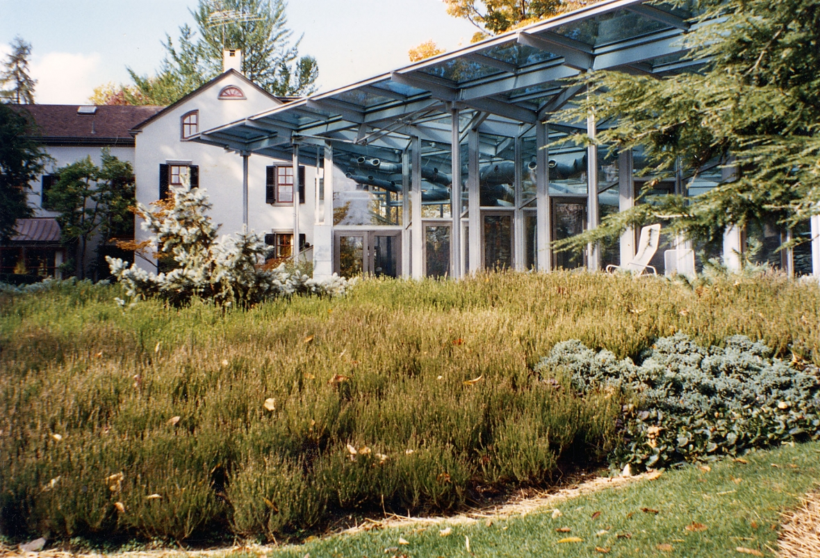 Architectural archives penndesign for Haas landscape architects