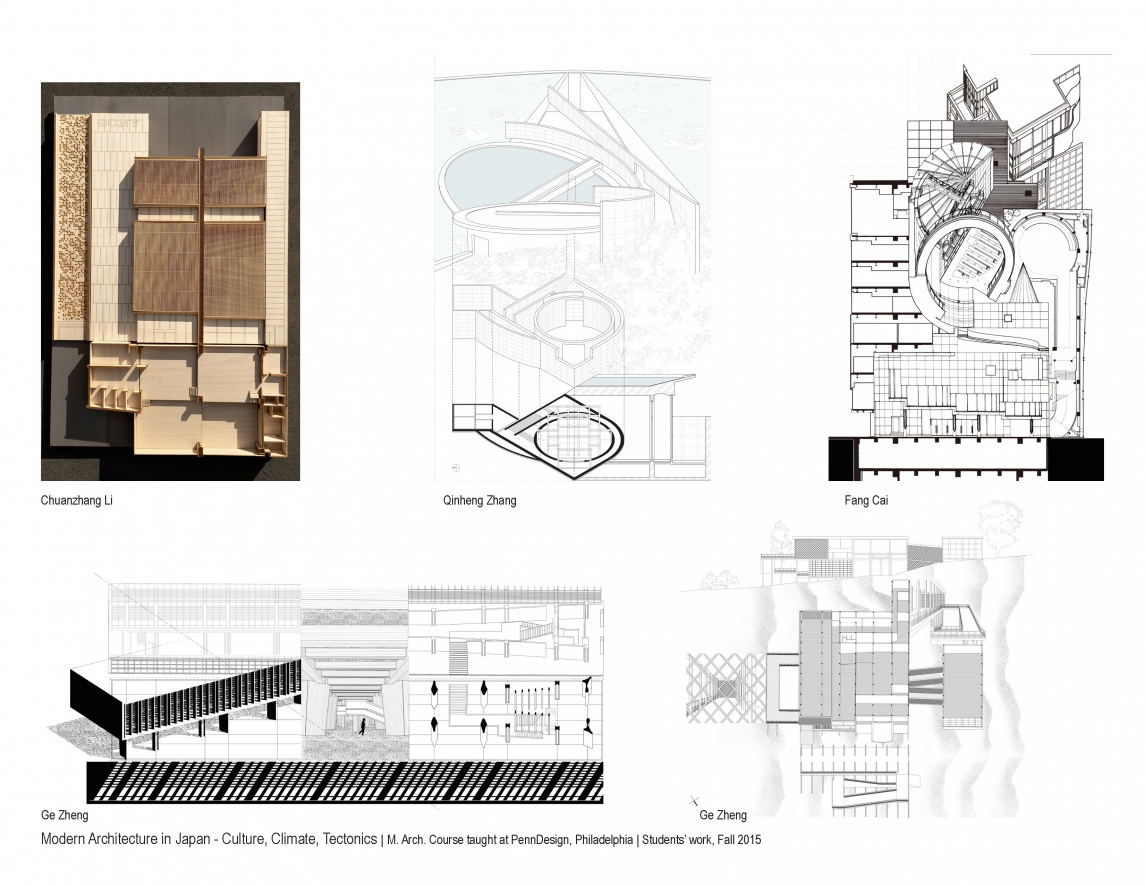 coursework for architecture Welcome to the department of architecture the department of architecture was established in 1910 with a four-year course in architectural engineering in 1922, a curriculum in architecture was added, leading to the bachelor of science in architecture.
