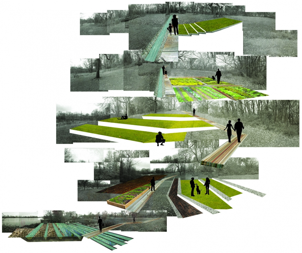 Landscape architecture penndesign for Garden design vs landscape architecture
