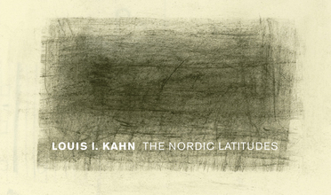 Sign for Louis I. Kahn, the Nordic Lattitudes