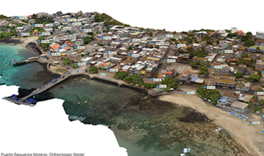 Survey of housing from Galapagos