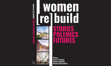 Book cover for Women [Re]Build: Stories, Polemics, Futures