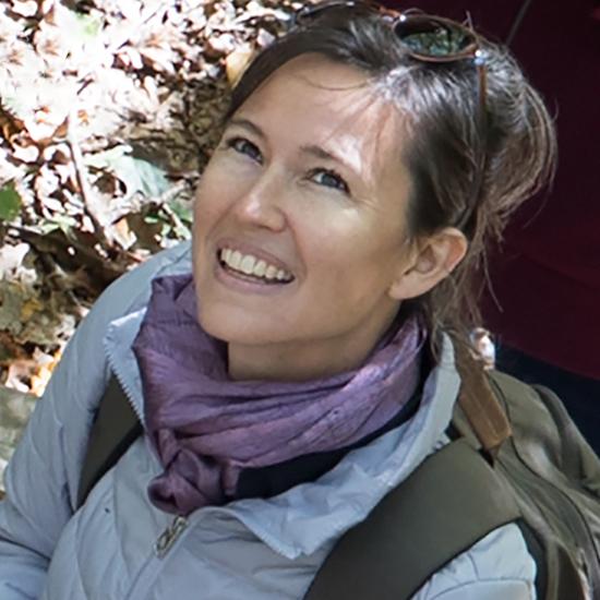 Portrait of Sonja Duempelmann