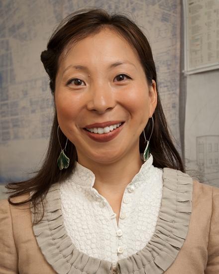 Portrait of Fon smiling