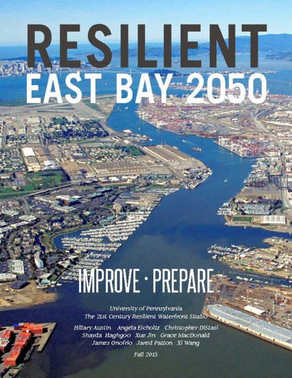 Resilient East Bay 2050 Improve Prepare