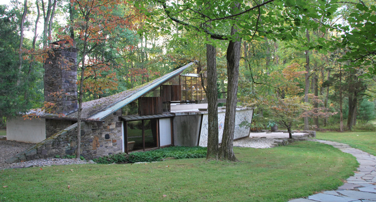 The Arts Building by George Nakashima