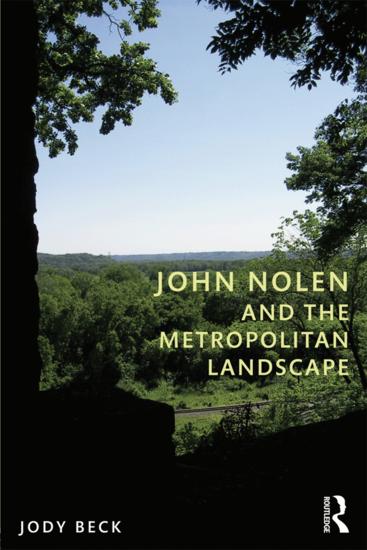 John Nolen book cover