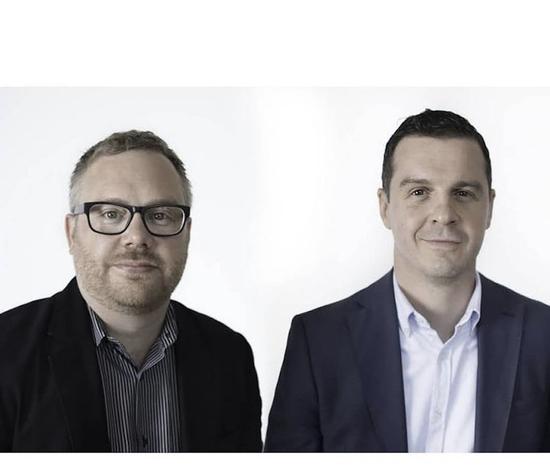 PORT co-founders, Andrew Moddrell and Chris Marcinkoski