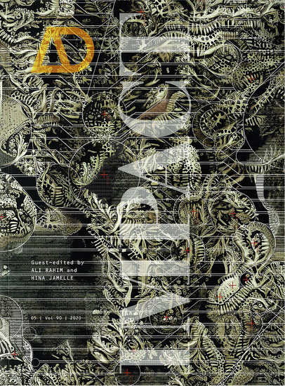 Cover of issue of Architectural Design