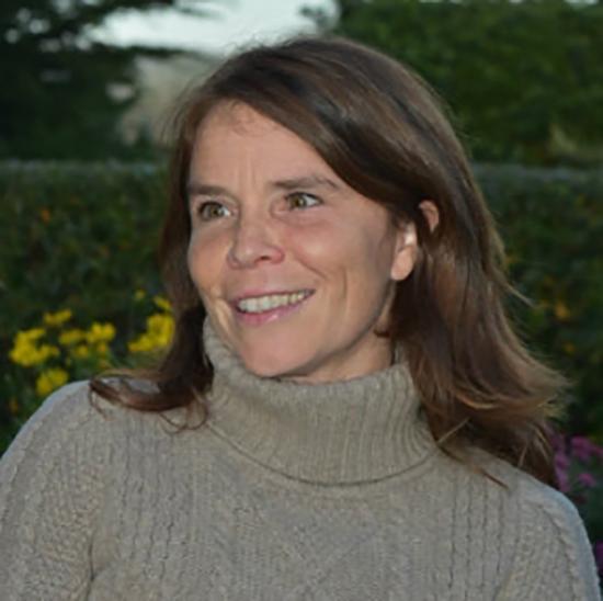 Portrait of Jennifer Wilcox