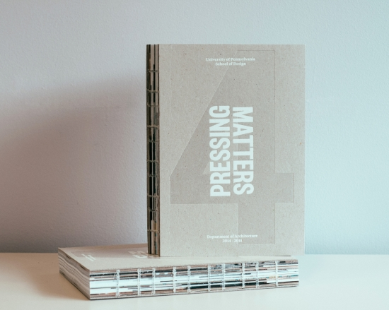 Two copies of pressing matters 4