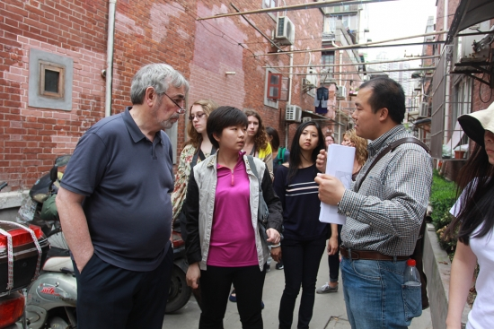 Planning Praxis, HSPV 760-920, Shanghai, China, 2014