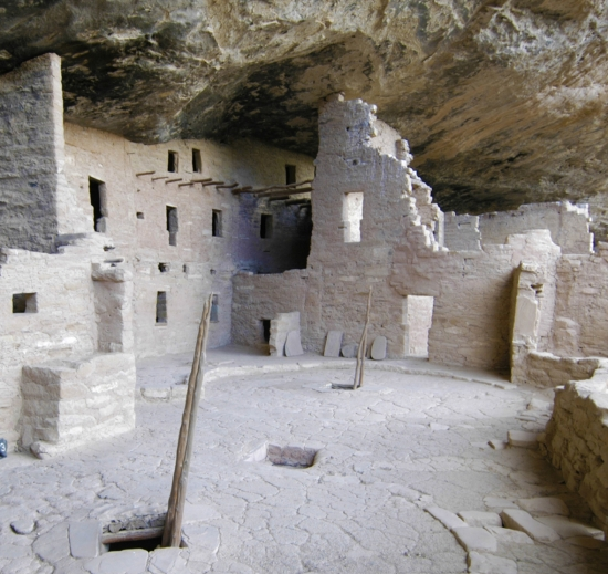 Alcove site in Mesa Verde National Park.