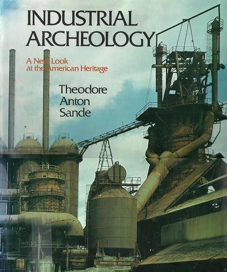 industrial archeology book cover