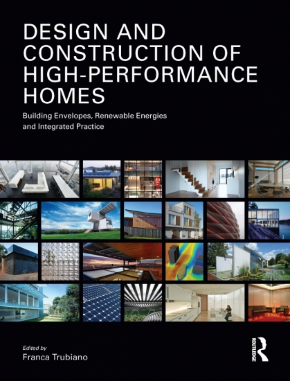 Design and Construction of High-Performance Homes.