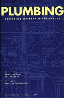 Plumbing - Sounding Modern Architecture book cover