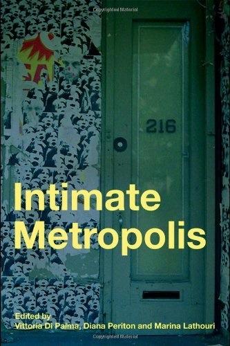 Intimate Metropolis book cover