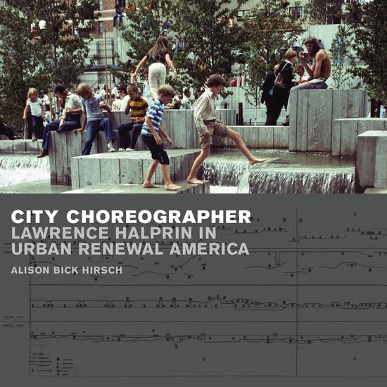 City Choreographer book cover