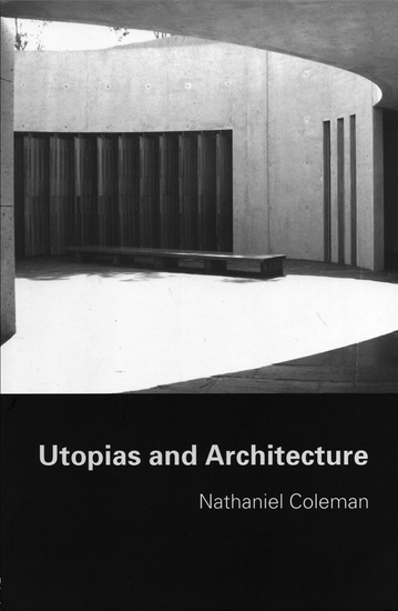 Utopias and Architecture book cover