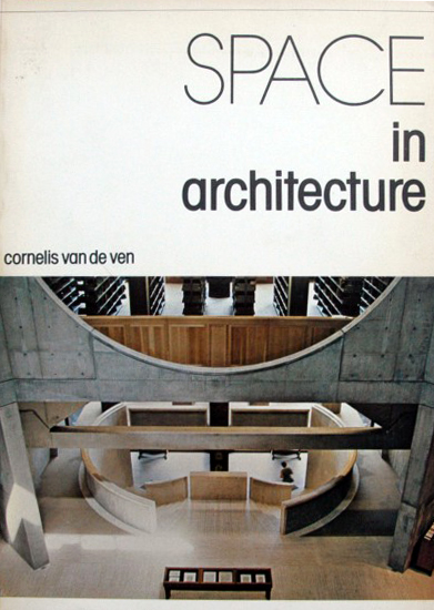 Space in Architecture book cover