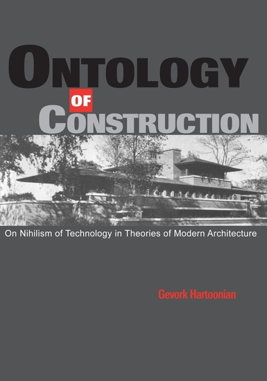 Ontology of Construction book cover