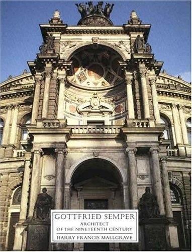 Gottfried Semper book cover