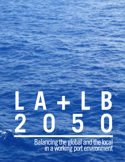 LA+LB 2050 Balancing the global and the local in a working port environment