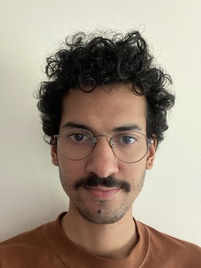 Headshot of Design Fellow, David Johnson.