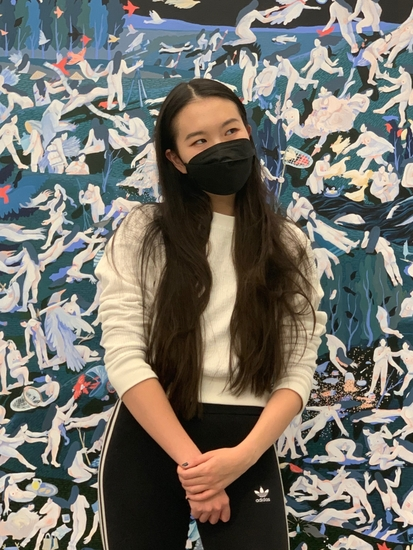 Headshot of Design Fellow, Kay Seohyung Lee.