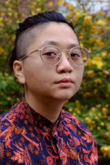 Headshot of Design Fellow, Nicole Cheng.