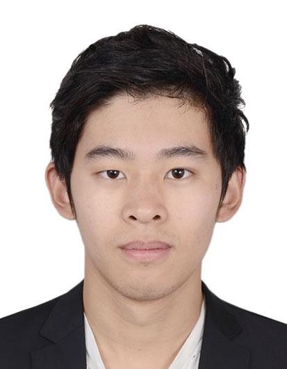 Headshot of Design Fellow, Jiansong Yuan.
