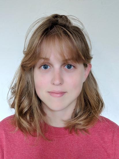 Headshot of Design Fellow, Marissa Sayers.