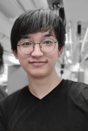 Headshot of Design Fellow, Yuxuan Wang.