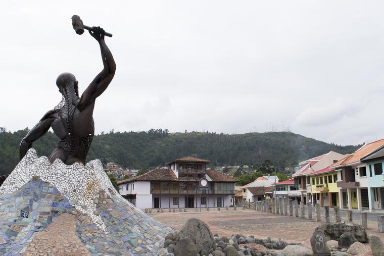 Plaza de los Herreros. Photo Source: Dorcas Corchado