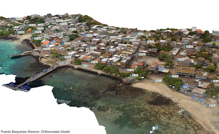 Survey of housing of Galapagos