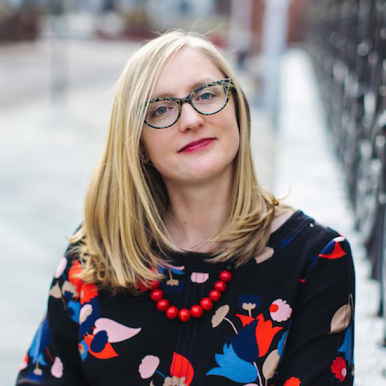School Alumna Hahn Named Rome Prize Winner