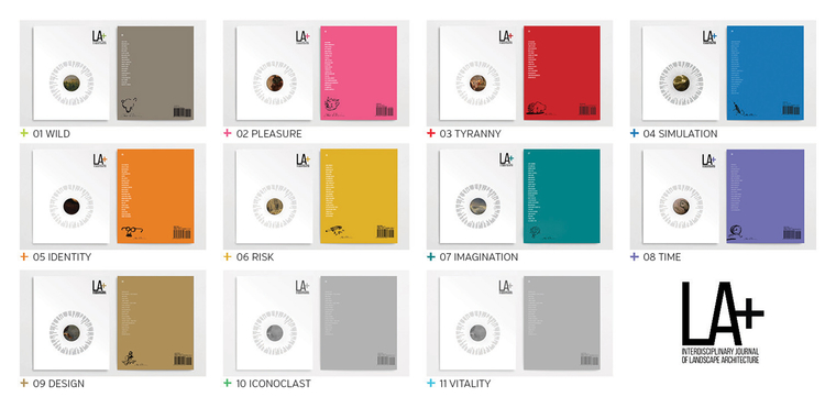 All previous editions of LA+