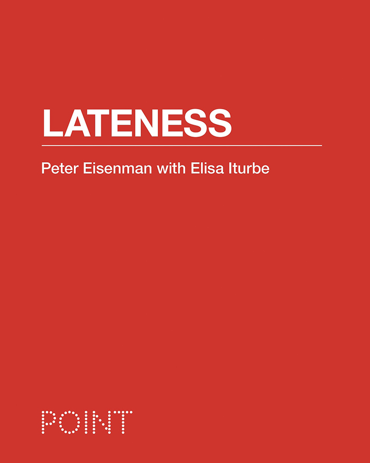 Cover of book entitled Lateness