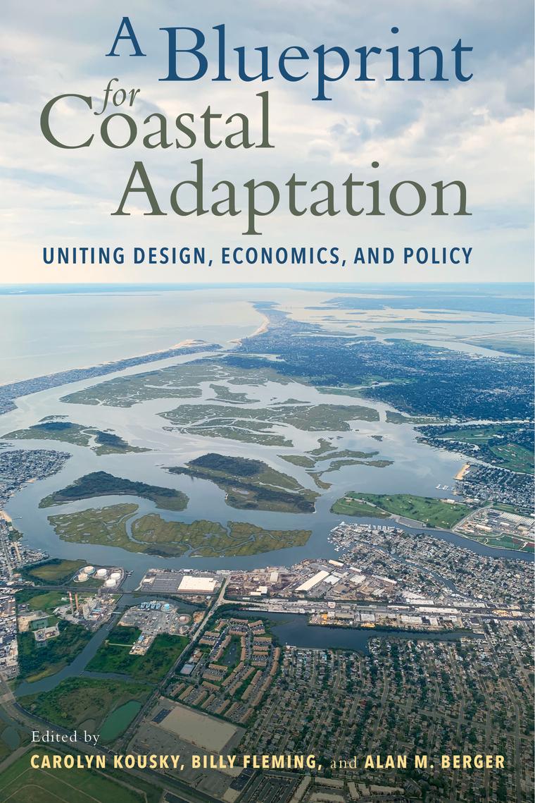 A Blueprint for Coastal Adaptation book cover