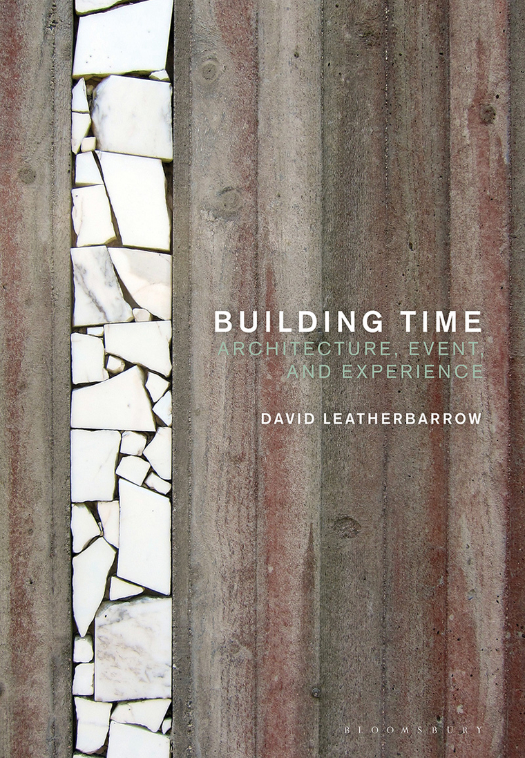 Cover of Building Time book