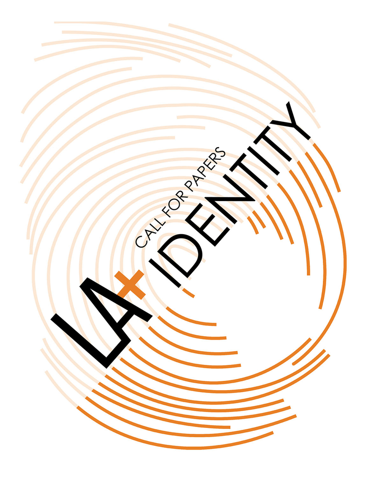 Call for papers LA+ identity